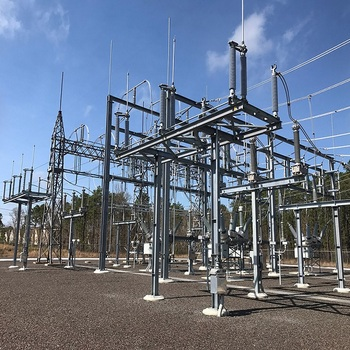 Substation Buy 110kv Substation Outdoor Substation