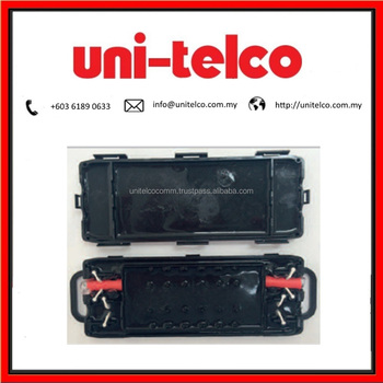 IP68 rated Gel Seal Closure for Telecommunication Equipment
