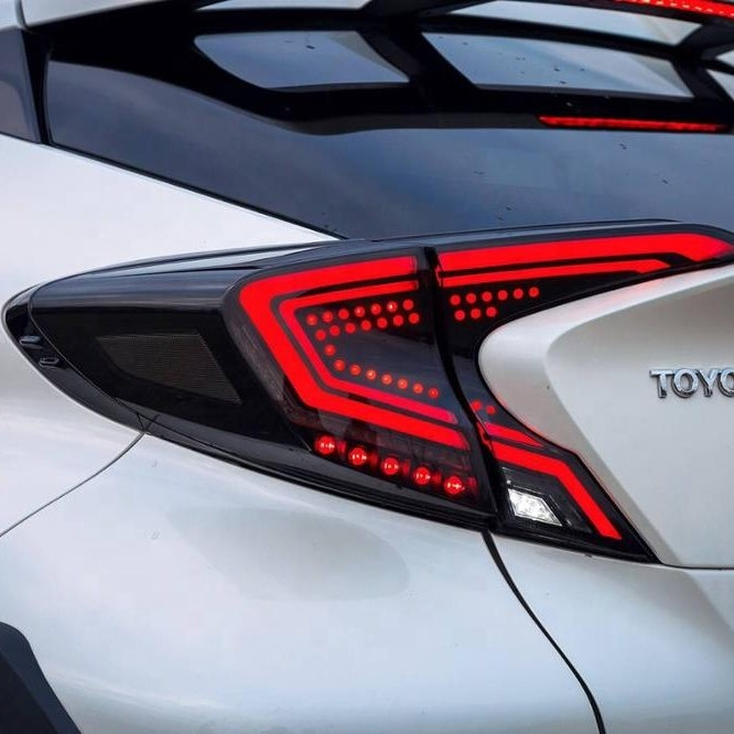 Car Tail Lights >> 2018 Car Styling Tail Lamp For Toyota Chr Tail Lights For Chr Led Rear Light Tail Lamp Drl Brake Signal Stop Buy Tail Light For Toyota Chr Tail Lamp