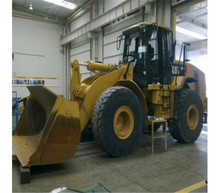 Cheap price used wheel loader caterpillar 966H 950H 950D
