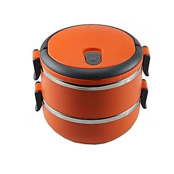 3 Layer Stainless Steel Insulated Lunch Box