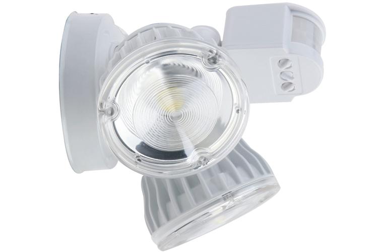 Licht En Bewegingssensor : Nieuwe security licht led bewegingsmelder schijnwerper 240 graden