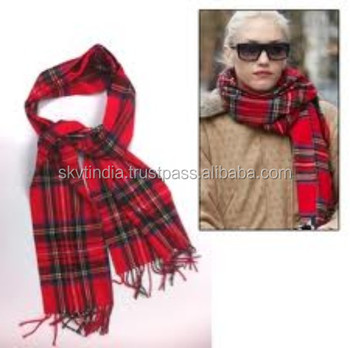thick flannel latest design scarf