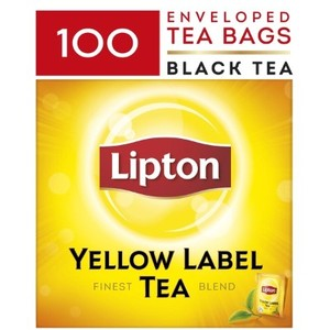 Lipton Natural Tea Boxes