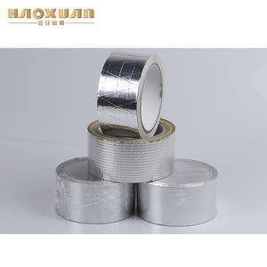 Thermal insulation conductive best black aluminum foil butyl tape