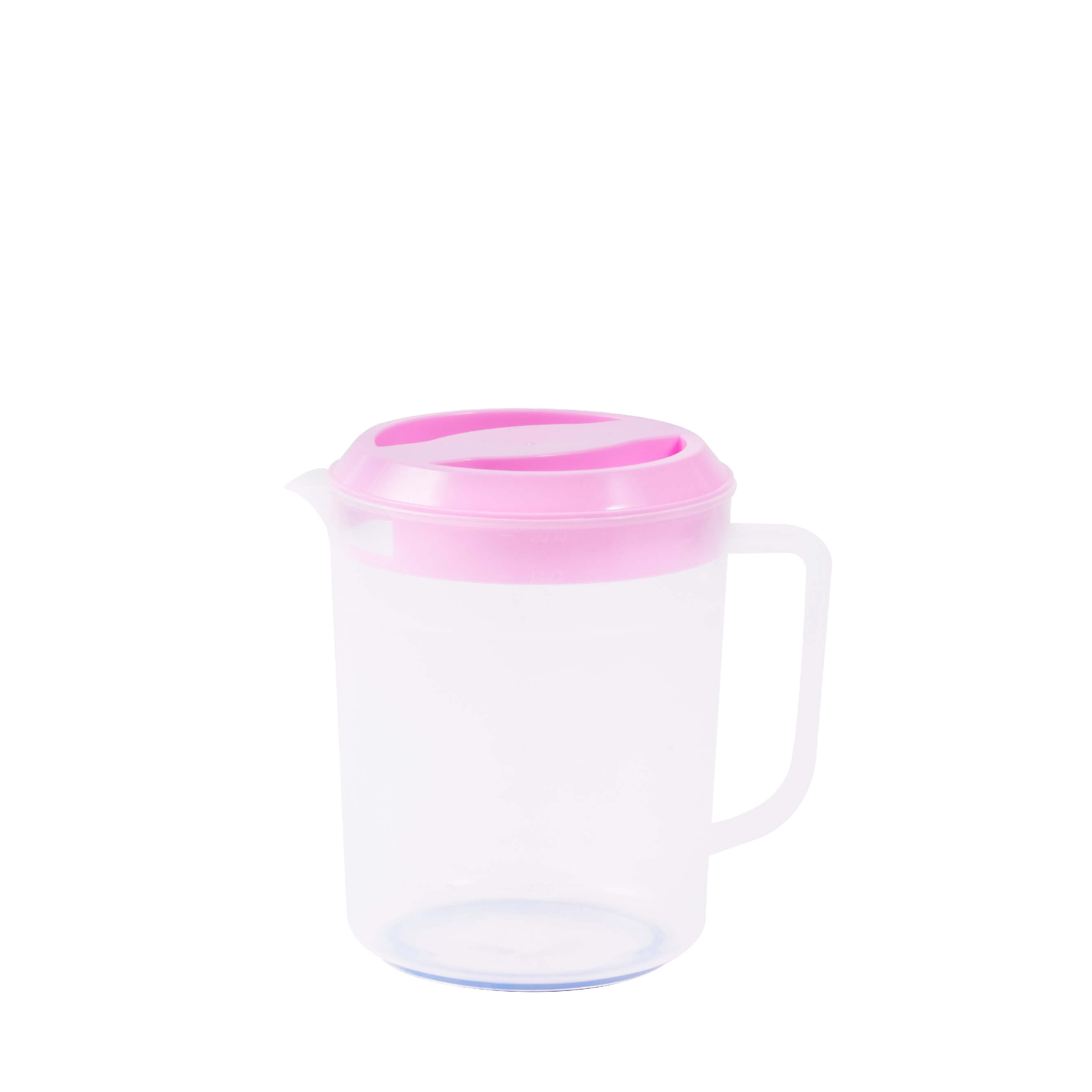 Plastic Water Pitcher With Lid Juice Jug With Measuring Scale 1l Buy Plastic Pitcher Clear Plastic Pitchers Plastic Water Pitcher Product On Alibaba Com
