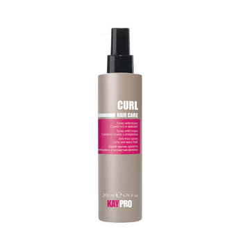 Control spray for curly and wavy hair 200ml
