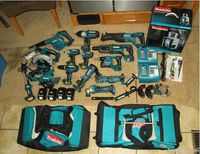 COM-PLETED NEW **Order MA_KIt_as lxt1500 15tool combo power kits set/Tools Electric Kits