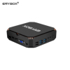 Low Cost Industrial Fanless MINI PC Desktop Intel I7 I5 I3 Windows 10 Ubuntu MINI PC