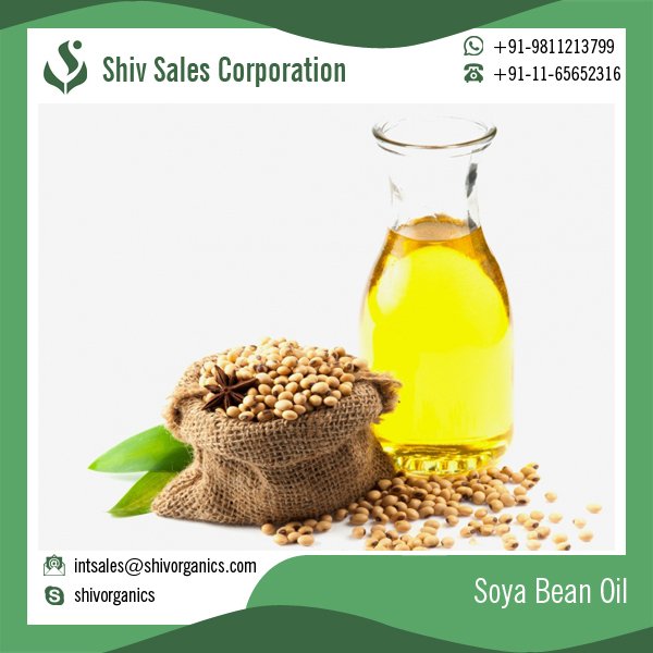 Soya Bean Oil/Soy Oil for Sale at Bulk Market Price