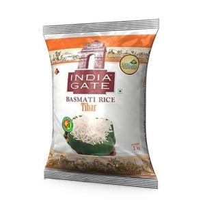 India Gate Tibar Basmati Rice 1 Kg