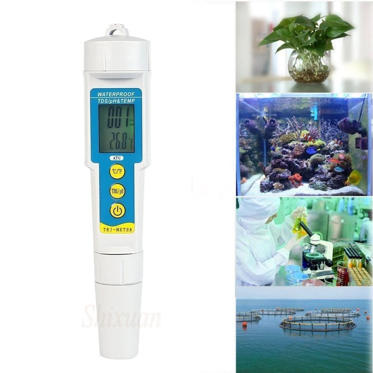 Cheap Temp Ph Tds Find Deals On Line At Alibabacom Ec Meter With Temperature Dual Display Backlight Ez 2b Get Quotations Digital Water Quality Tester Qiyat 3 In 1 High
