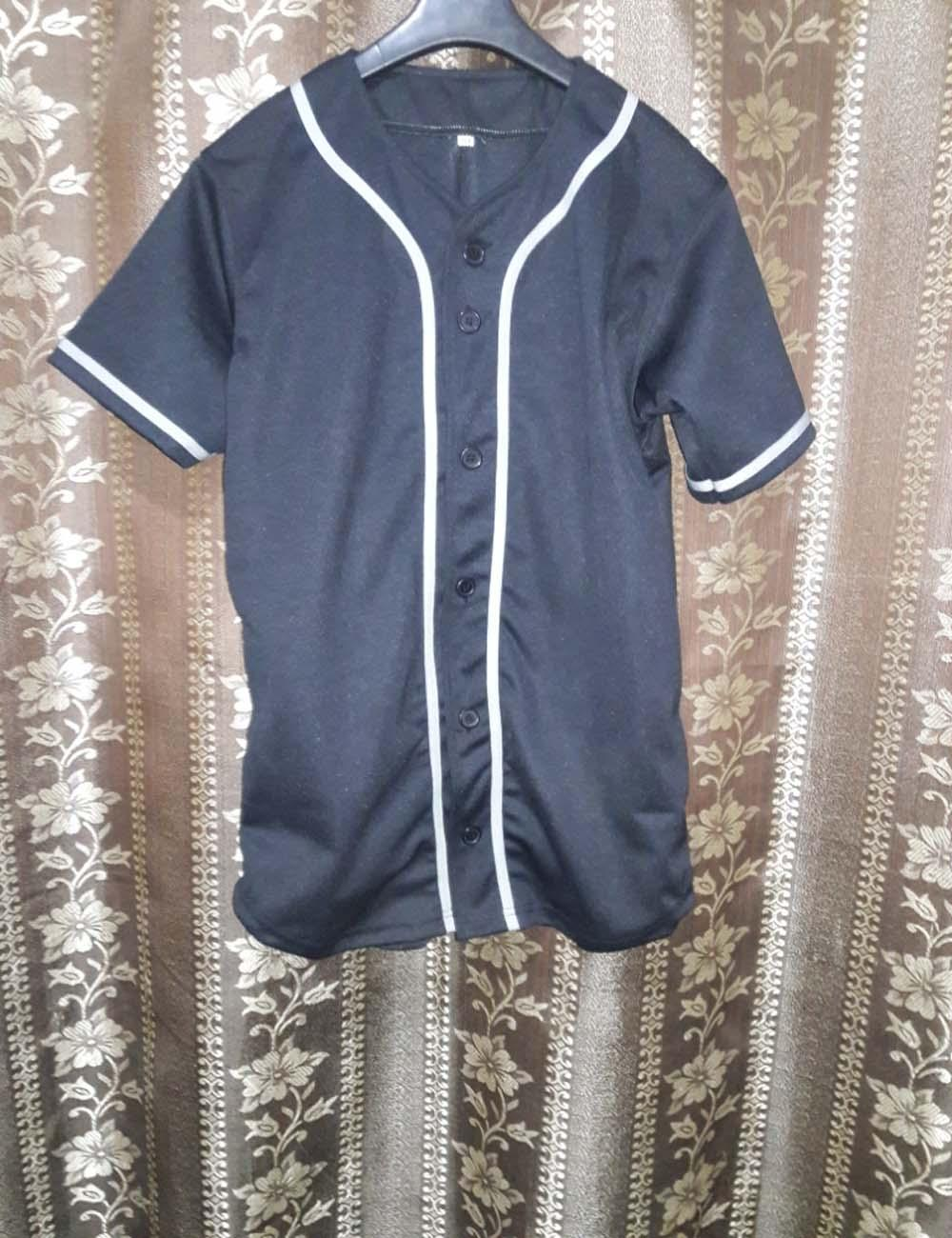 495a82591 custom cheap baseball tee shirts / blank baseball jersey / plain wholesale baseball  jerseys