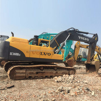 Used Volvo Ec360blc Excavator With Good Condition And Low Price - Buy Used  Volvo Crawler Excavator,Volvo Excavators Ec 360blc,Cheap Volvo Excavator
