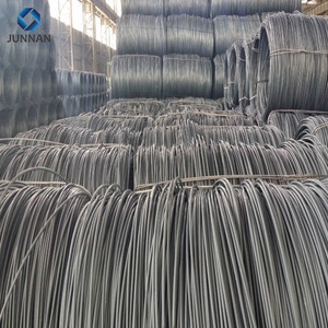 Low Carbon Steel Ms Wire Rod Coil Price Sae1008 5.5 mm 6.5mm