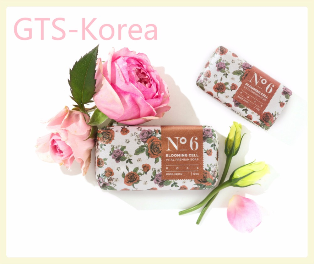 BLOOMING CELL VITAL PREMIUM SOAP- ROSE