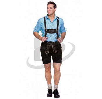 35a6d61a5d5 BAVARIAN BEER MAN LEDERHOSEN COSTUME OKTOBERFEST FANCY DRESS MENS GERMAN  OUTFIT (Bavarian Lederhosen Costumes), View sexy party wear, ...