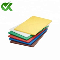 Polyethylene/PE,PE Material 100% natural hdpe vegetable cutting board/ cutting block/ plastic sheets