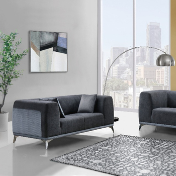 Living Room Modern Fabric Sofa Set Model U833 - Buy Living Room Set Product  on Alibaba.com