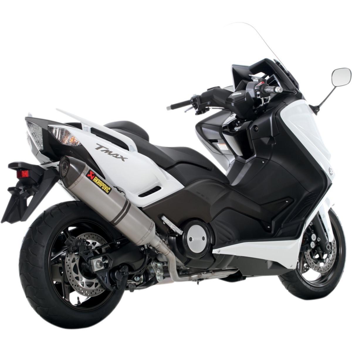 Get Quotations Akrapovic Exhaust Racing Titanium Yamaha Tmax 2008 2015 S Y5R2 RT
