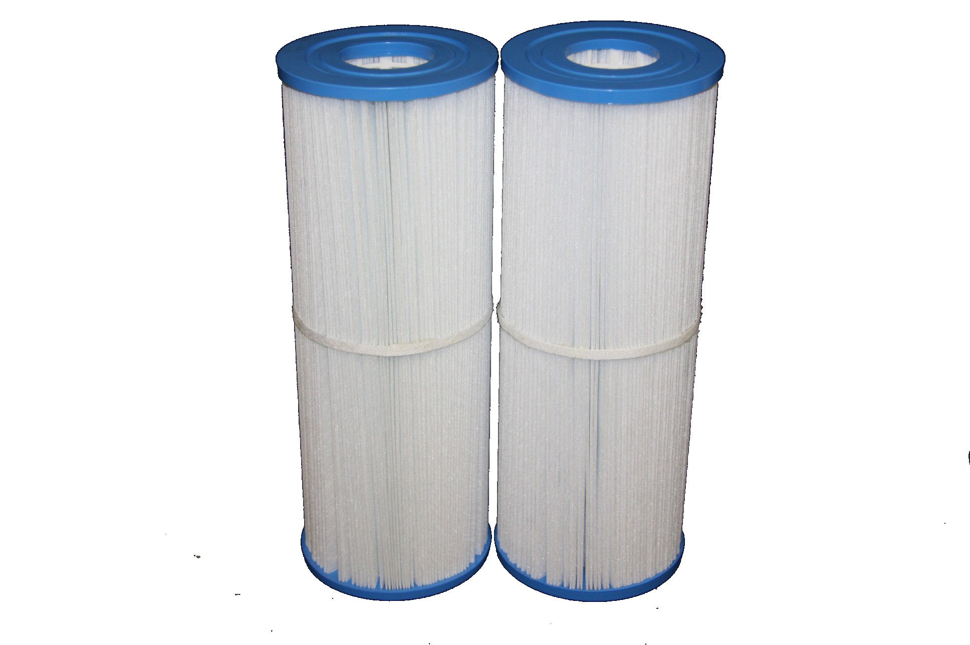 Guardian Filtration Products, Replacement Pool Spa Filter, for Unicel C-4326, Spa Filter FC2375, Pleatco PRB25, 2 Pack