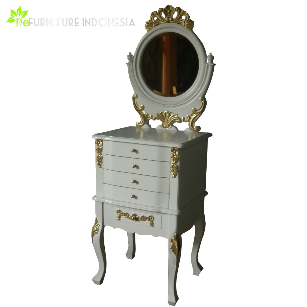 Turkish Style Dressing Mirror With