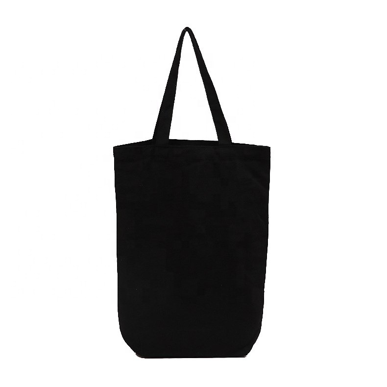 Customized 8 OZ canvas expandable 파일 tote bag 걸 이식 파일 tote bag