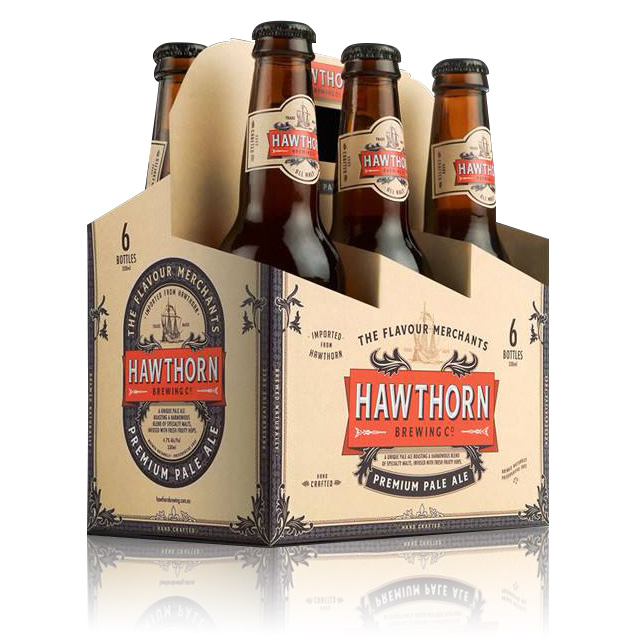 Nach fashional 6 pack well bier box