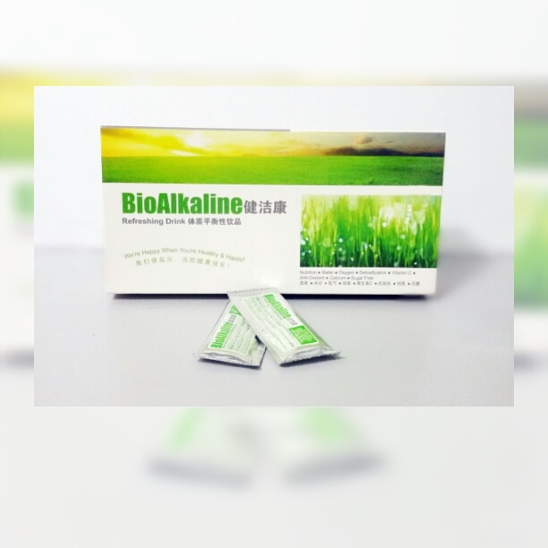 Balance PH with Alkaline mineral booster supplement