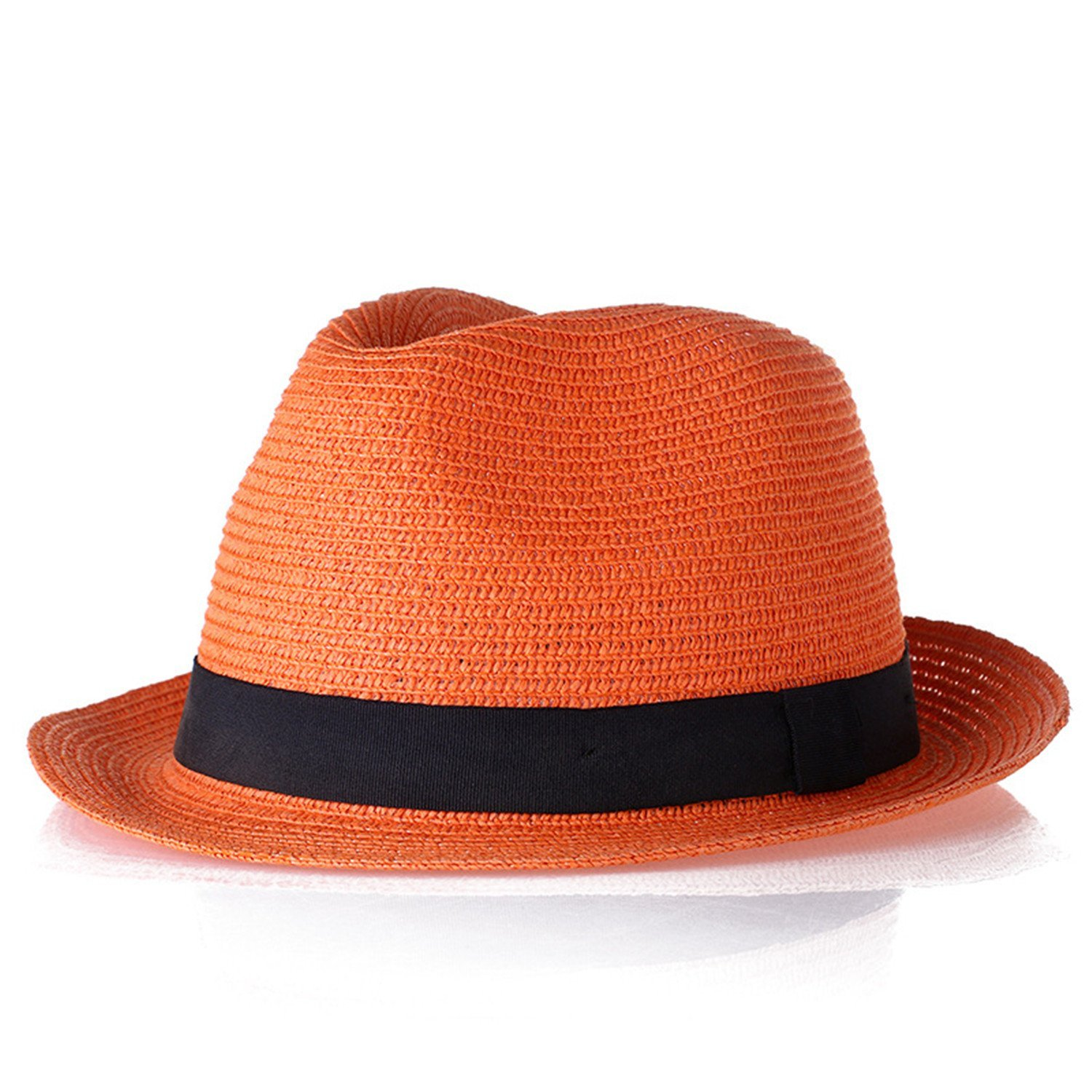 be6072c9aef Get Quotations · Miki Da Women Hat For Men Hat Ladies Summer Beach Cap Sun  Hat Female Panama Straw