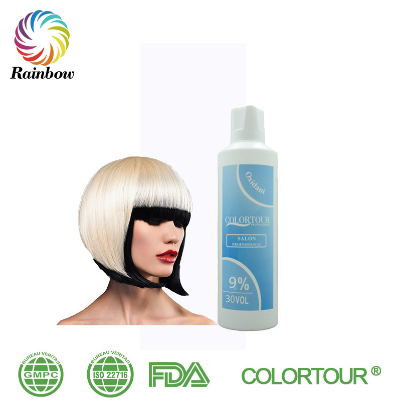 Colortour Selective Professional Permanent Hair Color Mixing Chart