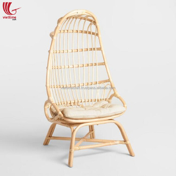 Swell Hot Trend Natural Rattan Chair With Cushion Rattan Swivel Chair Standing Egg Chair Buy Rattan Standing Eggchair Rattan Swinging Chair Rattan Swivel Pabps2019 Chair Design Images Pabps2019Com