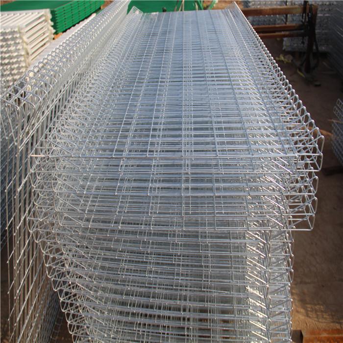 Heiße eingetauchte verzinkt brc zaun panel