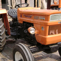 New Holland 480 2WD-55 HP Tractor for Sale