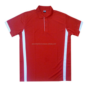 100% Cotton Heavy Weight Cut Sew Polo Shirt Men Polo Shirts Apparel