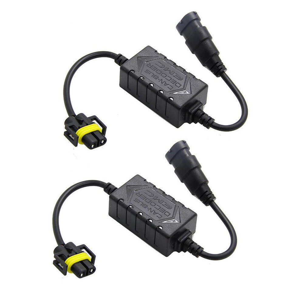 Cheap Canbus Led Resistor Find Deals On Line At 12v H11 Fog Light Lamp Load Wiring Hid Warning Canceller Get Quotations Yumseen H8 H9 Headlight Error Anti Flicker Decoder 1