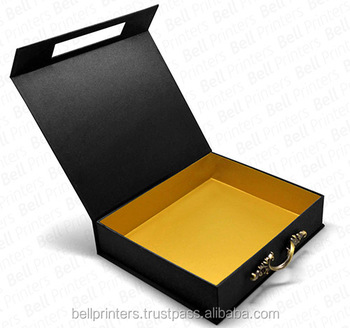 luxury fashion jewelry box premium clothes packaging box