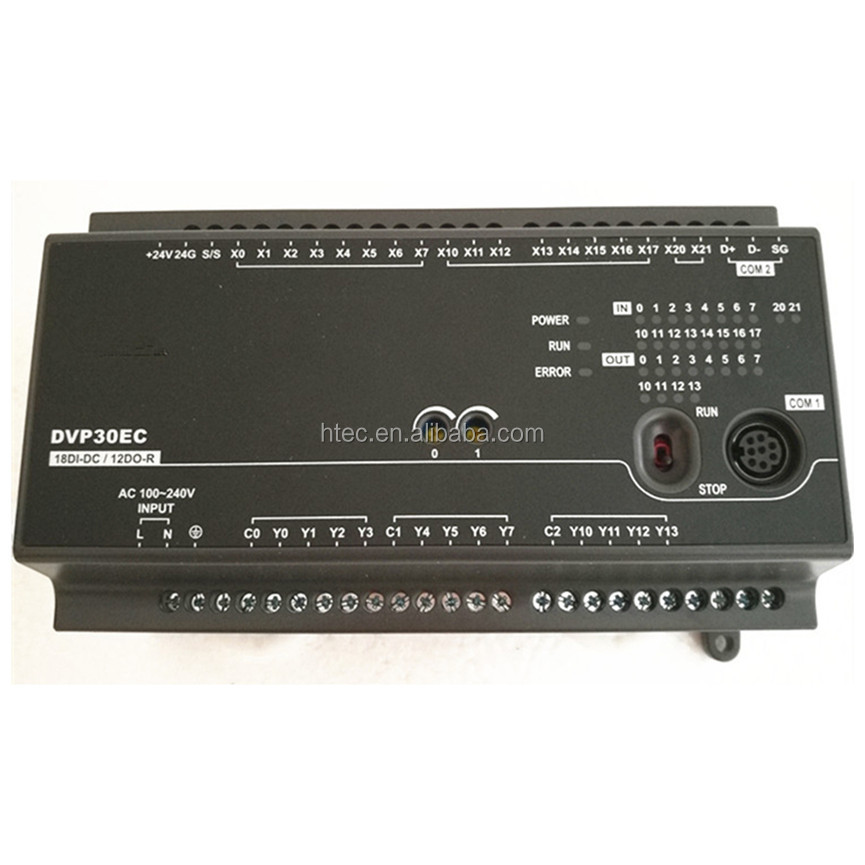 DVP04DA-H PLC programmable logic controller Digital I/O Expansion module
