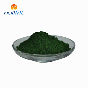 China factory wholesale Chromium oxide green pigment price