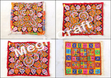 Gujarati Rabari <span class=keywords><strong>stickerei</strong></span> patch-Gypsy Tribal Kutch Hand <span class=keywords><strong>Stickerei</strong></span> Patch-Spiegel <span class=keywords><strong>arbeit</strong></span> Stoff Kutch Patches