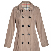 Vietnam OEM service lady trench coat