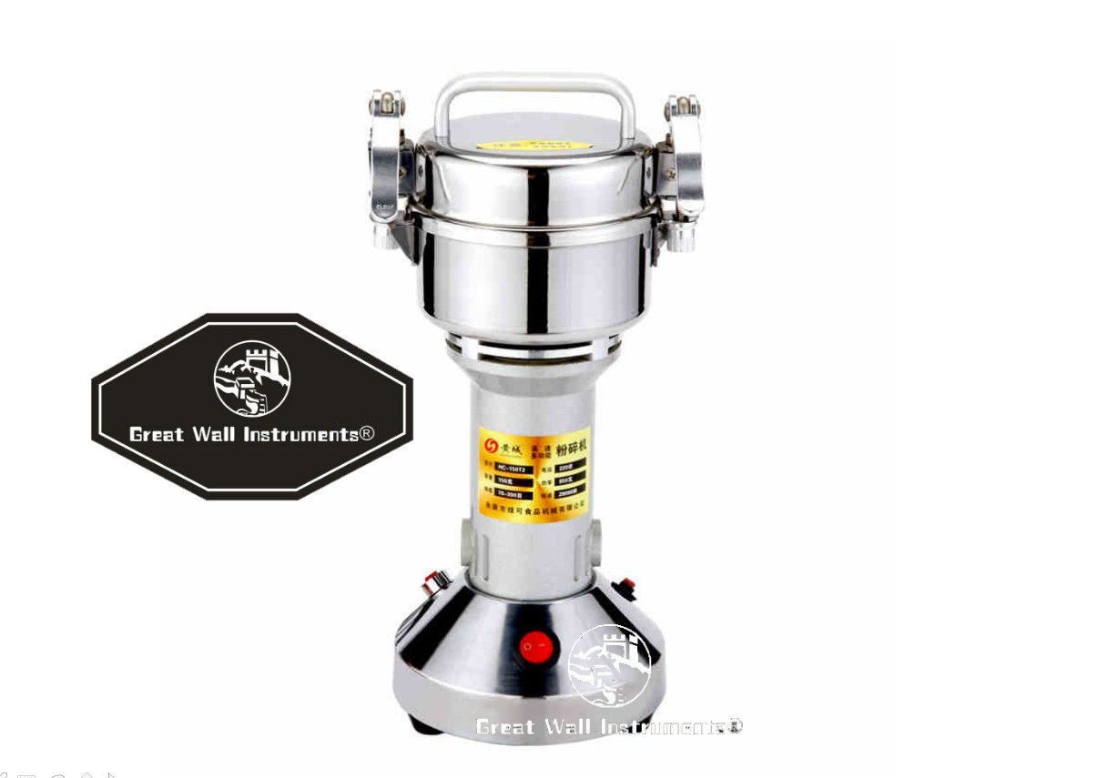 150g Electric Grain Mill Spice Herb Grinder gift for mom and wife