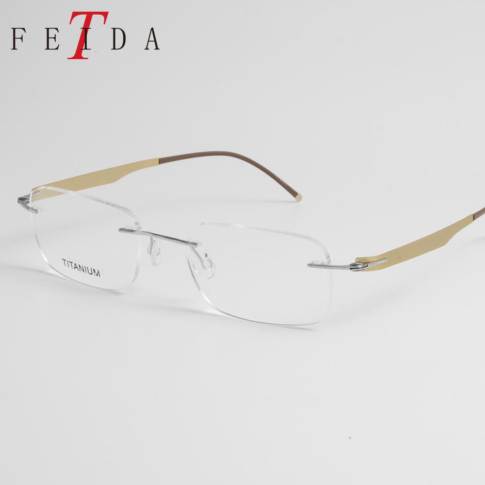 4d1de36d9c montature in titanio per occhiali da vista all'ingrosso-Acquista ...