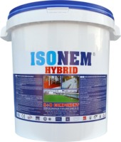 ISONEM HYBRID, POLYMER CEMENT WATERPROOFING COATING AND FLOORING MATERIAL