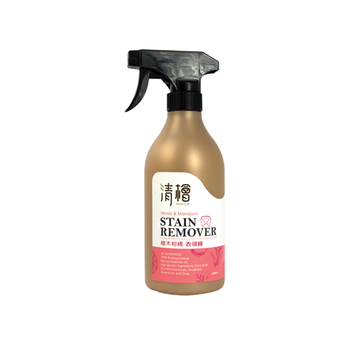 Anti Bacterial Anti Mite Natural Ingredients Garment Collar Stain Removing Spray