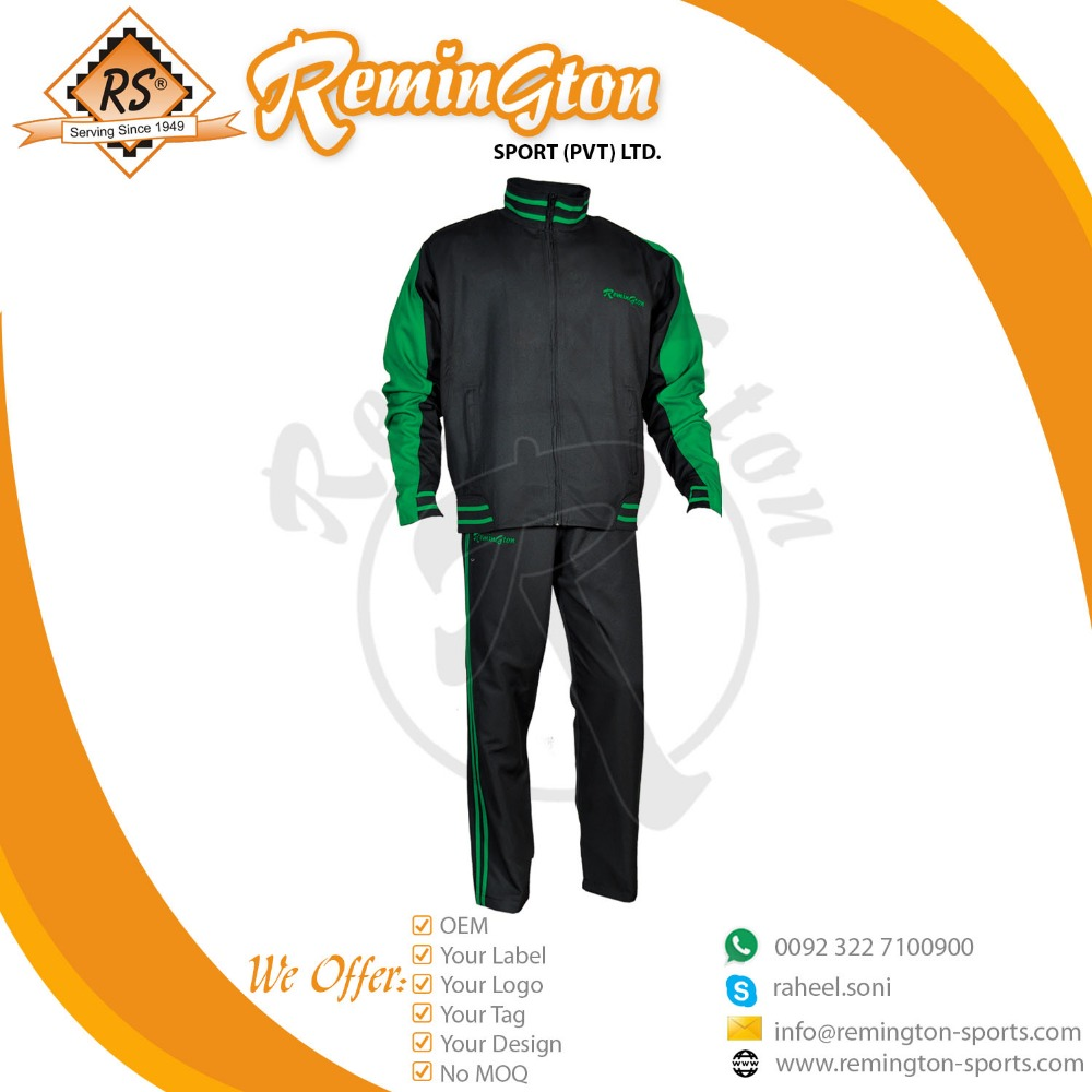 TS-18-N Hot Sales Men Activewear Jogging Suits training Tracksuit customized Winter Warm up suit