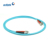 Factory Price Duplex Multimode Fiber Optic Patch Cord Optical Cable