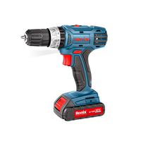 New Impact Cordless Screwdriver