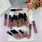 17 Colors Mineral Cruelty Free OEM Matte Lipstick Private Label Lip Stick