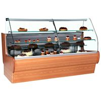 INTERLEVIN TEJO II 15CW REFRIGERATED PATISSERIE DISPLAY COUNTER